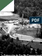 Información sobre la fractura hidráulica
