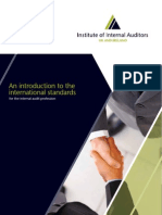 Introduction to the International Standards