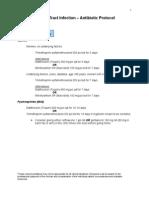 UTI ABX Protocol