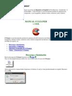 Manual de CCleaner