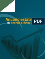 Anuário estatístico de energia elétrica - EPE - 2011