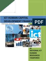 ICT Human Capital Framework
