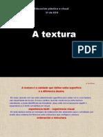 A textura