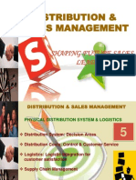 Distribution & Sales Mgt_Unit V_Class