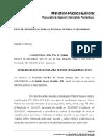 Infidelidade Partidária - Petição Maristela