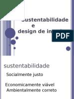 Sustentabilidade e Design de Interiores