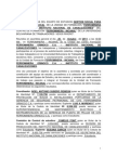 Acta Constitutiva Del Equipo de Estudios _modelo