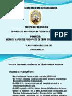 CONGRESO HUANCAVELICA