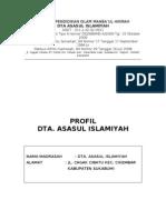 Profil DTA. Asasul Islamiyah