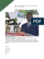 Deux semaines après le transfert de Gbagbo à la CPI