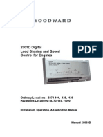 Woodward 2301D Manual