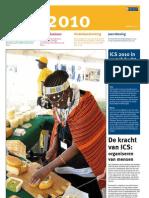 ICS jaarverslag 2010