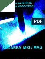 Sudarea-Mig-Mag (burca)