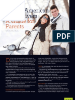 Saving American Teen Drivers...a Guide for Parents. By Shelley McKown Beasley