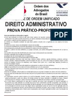 Administrativo - segunda fase