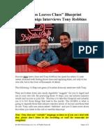 Mike Koenigs Interviews Tony Robbins