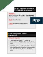 Comunicação de Dados - Capítulo 1