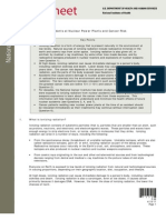 Accidents at Nuclear Power Plants and Cancer Risk - Points - Unknown