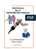 PROTOCOLO DE ESPIROMETRIAS