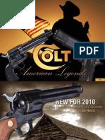 Colt 2010 Catalog