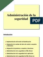 Admin is Trac Ion de La Seguridad