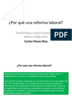 Reform a Lab Oral