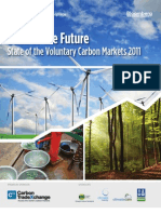 State Voluntary Carbon Offsets 2011