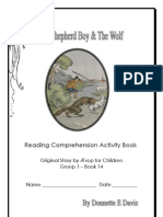 The Shepherd Boy and the Wolf 14