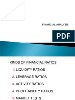 1fin 103 Financial Analysis