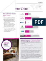 Factsheet in Greater China