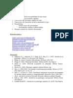 Tematica Si Bibliografie Psihologie Scolara Si Consiliere