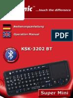 Ksk 3202 Bt Manual