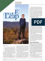 Tellabs Inspire Magazine - Netcom's LTE Leap