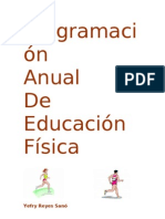 ED. FISCA III PROGRAMACIÓN WORD