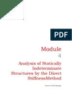Direct Stiffness Part-1