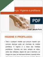 Higiene e profilaxia