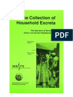 The Collection of Household Excreta_ Waste-1997-Collection