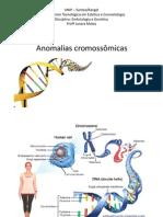 Anomalias cromossômicas [Modo de Compatibilidade]