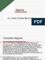 Circuitos lógicos1