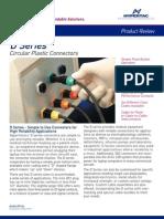 D Series Plastic Connectors