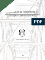 MCI - Execucao de Estruturas Metalicas