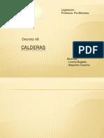 Calderas ales