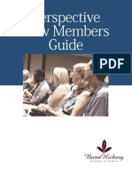 Perspective New Members Guide eBook