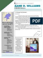 December 14th e-Newsletter