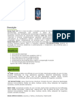 Body Pack - IGF-1 + Crea - 44 sachês - 501,6g - Body Action