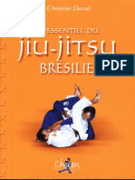L' Essentiel Du Jiu-Jitsu Bresilien - Christian Derval (Tech Only)