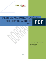 2010 2014 Plan Estrategico Del Sector Agropecuario