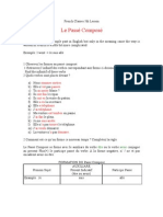 French Classes 5th Lesson