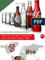 Coke in India