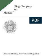 Holding Company Manual